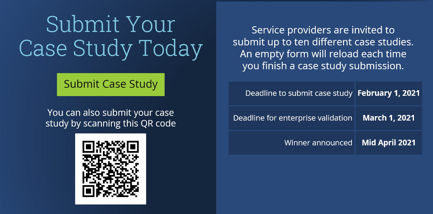 Submit Your Case Study Today