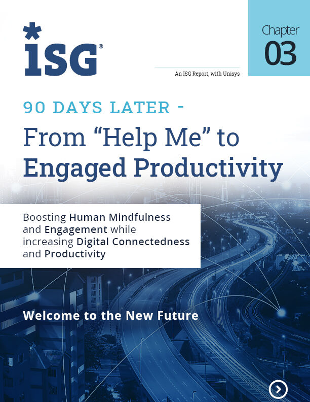 2020 ISG 90 Days Series Chapter 3