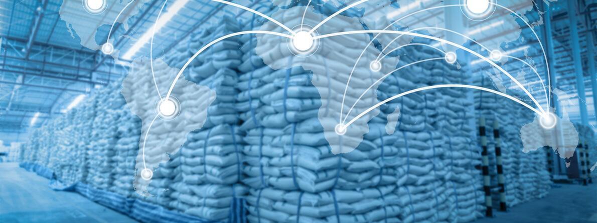 Blockchain-Food-Supply-Chain