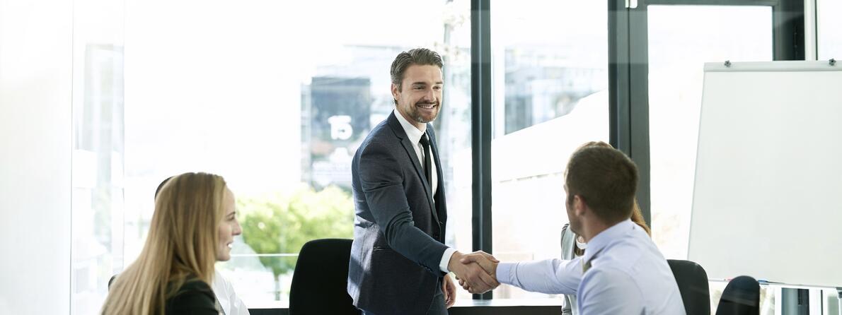 Home T3 - Meet Boss Outsourced Environment