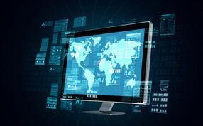 Internet-Server-Computer