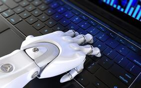 HR Embraces Robotics Process Automation