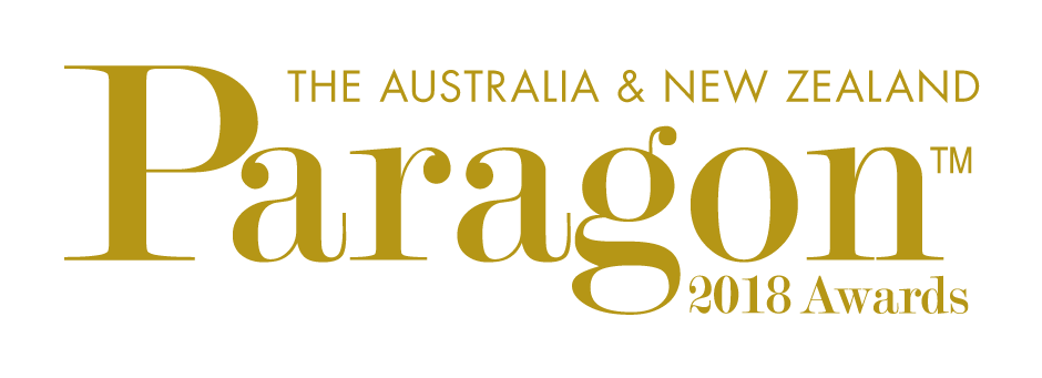 Paragon Awards ANZ 2018